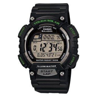 ประกาศขาย Casio Standard Solar นาฬิกาข้อมือผู้ชาย สายเรซิ่น รุ่น STL-S100H-1A