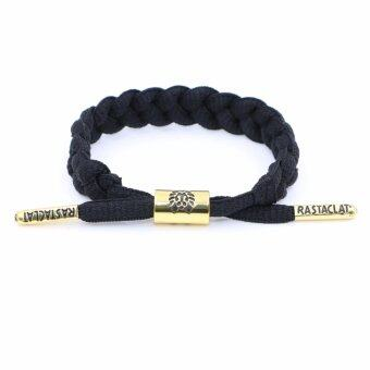 Harga Couple Splashed Ink Little Lion Shoelaces Casual Woven Bracelet Wristband Temperament Bracelet - intl