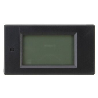 DC 100A Digital LED Power Meter Monitor Power EnergyVoltmeterAmmeter Tester - intl