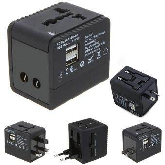 Harga ��������������������� Dual USB Universal Adapter All in One ������������ Square ��������������������������� USB ���������������������������������������������������������/��������������� ��������������������������������������� US/UK/EU/AU������������������������������������������������ 100-250 ���������������