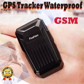 Fashion GPS C1 เครื่องติดตามยานพาหนะ แสดงผลแบบ Real Time +ดักฟังระบบกันน้ำ แบตทน(New Version)