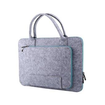 Fashionable Laptop Bag Anti-scratch Case Pouch For Macbook Air Pro Retina(13inch) - intl