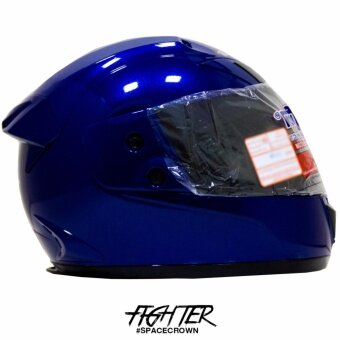 โปรโมชั่นพิเศษ หมวกกันน็อครุ่น Fighter-C SPACE CROWN HELMET