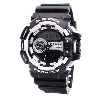 ซื้อ/ขาย G-SHOCK GA-400-1ADR Analog-Digital Sport Men - White/Black