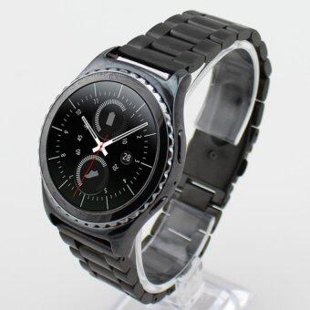 Harga Gear S2 Classic Watch Band (SM-R732),VENTER Stainless Steel MetalStrap Bracelet Replacement for Samsung Galaxy Gear S2 Classic