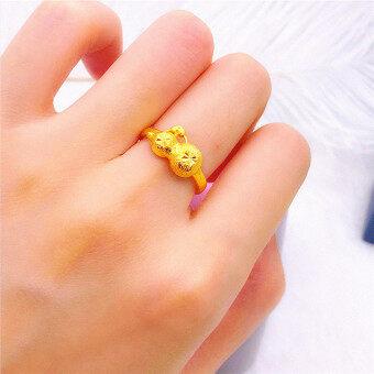 GRGEUS แหวนปากเปิดสตรี