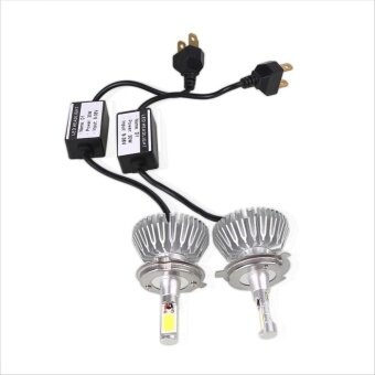 H1 H3 H4 H7 H8 9005 LED Bulb Car Auto Vehicles Headlights Fog LampLight - intl