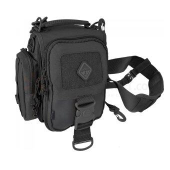 hazard 4 กระเป๋า HAZARD 4 Tonto mini-messenger bag ( Black )