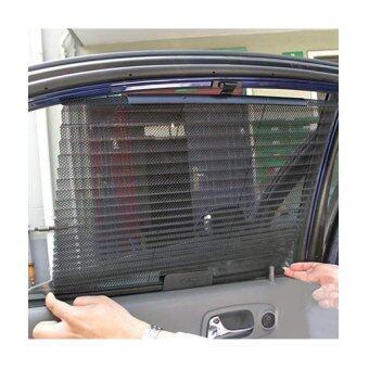 HHsociety ม่านบังแดดในรถยนต์ - สีดำ - 5