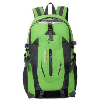 Harga igootech keep walking waterproof travel backpacks กระเป๋าเป้สะพายหลัง ( Green )