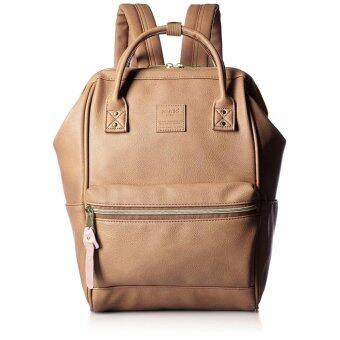 Harga 【Ship from Japan】 Anello Backpack leather mouthpiece Luc small AT-B1212 PI - intl