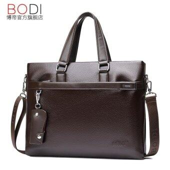 Harga Explosion Money! Men's Bag Bag Bag Bag Bag Business Casual Shoulder Bag - intl