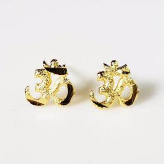 Harga inspire jewelry / earring with gold plated