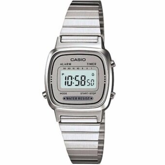Harga นาฬิกา CASIO digital lady LA670WA-7DF