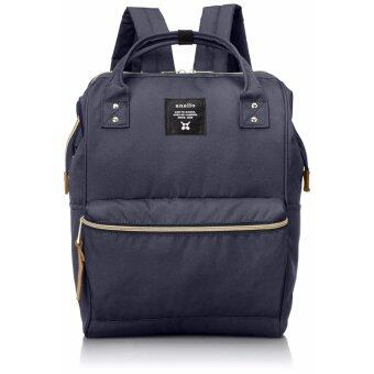 Harga 【Ship from Japan】[Anello] Backpack Sucket Backpack AT-B0193A      Navy - intl