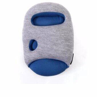Harga Multiple-function Pillow Creative Ostrich Pillow Hand Arm Snapping Sleeping Pillow Office Pillows - intl