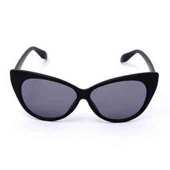 Harga Outdoor Fashion Women Vintage Punk Shades Cat Eye Style Sunglasses