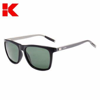 Harga Aluminum+TR90 Sunglasses Men Polarized Brand Designer Points Women/Men Vintage Eyewear Driving Sun Glasses - intl
