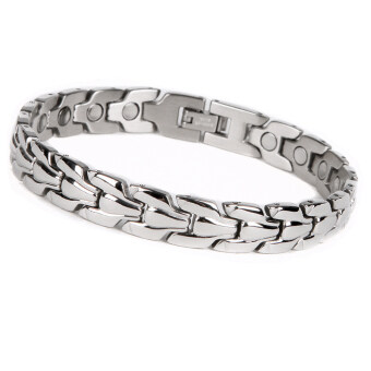 Harga Health Stainless Steel Bracelet