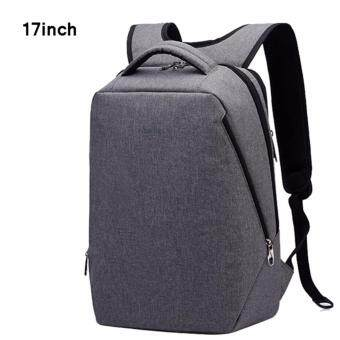 Harga Tigernu 17 Inches Fashion School Teenager Bag Large Capacity Causal Laptop Backpack for 12-17inches laptop(Grey)