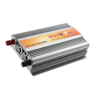 Harga POWER Inverter 1000w. DC TO AC - Silver