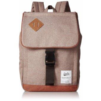 Harga 【Ship from Japan】 anello official Poly Can Square backpack small AU-A0133BE - intl
