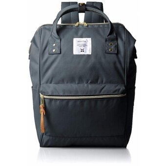 Harga 【Ship from Japan】[Anello] backpack mouthpiece backpack AT-B0193A charcoal gray - intl