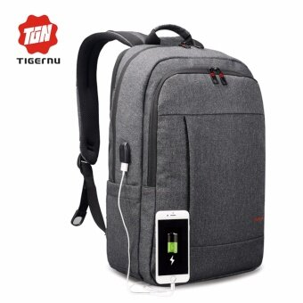 Harga Tigernu Anti-thief Backpack for 12-17inches Laptop With External USB Charging Port3142 - intl
