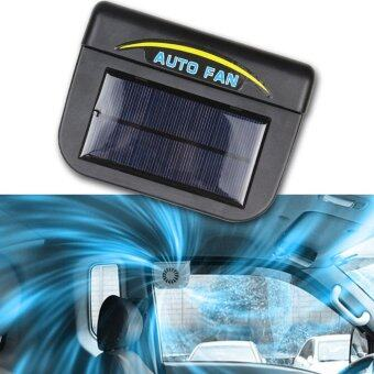 Harga Solar-Powered Car SUV Auto Air Vent Cool Fan Cooler Ventilation Radiator Systems