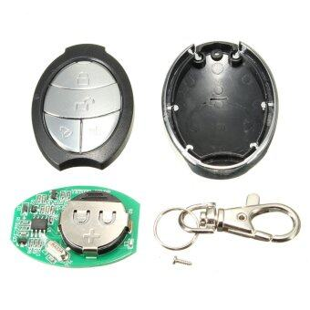 Harga Universal Cloning Electric Gate Garage Door Remote Control Key Fob 433mhz Cloner