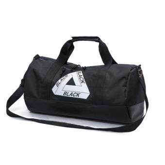 Harga Eighty Eight กระเป่าสะพาย Duffle Bag / Gym Bag (DF01) - Black