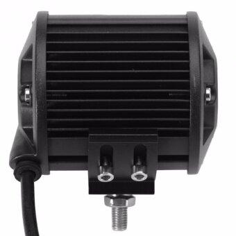 "iRemax 18 W LED 4"" ไฟสปอตไลต์ LED Off Road Light Bar ไฟตัดหมอกมอเตอร์ไซต์ ATV ออฟโรด 6 ดวง (จำนวน 2ชิ้น)-ไฟสีขาว - 5"