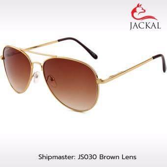 JACKAL SUNGLASSES แว่นตากันแดด รุ่น SHIPMASTER I JS030