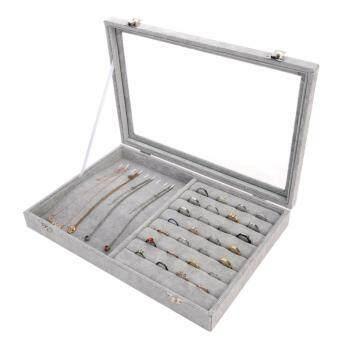 กล่องเก็บเครื่องประดับ Jewelry Box ขนาดใหญ่