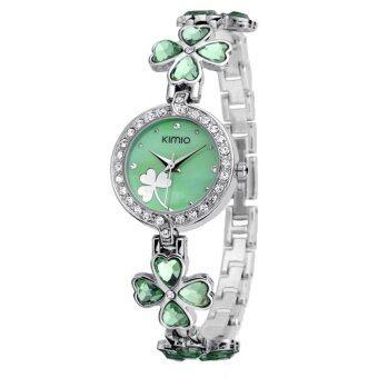 Kimio นาฬิกาข้อมือผู้หญิง รุ่น K456L - สีเขียว