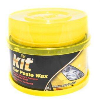 Kit Car Paste Wax ยาขัดเงา