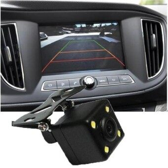 Led Light Back Up Camera Hanging Adjustable Car Rear Reverse CCDUseful - intl