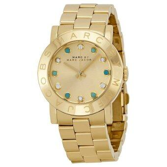 2561 Marc Jacobs MBM3215 36mm Gold Steel Bracelet and Case Women s Watch
