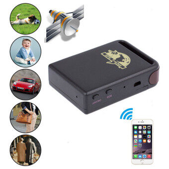Mini GSM GPRS GPS Tracker TK102B Tk102 Car Vehicle Tracking Locator