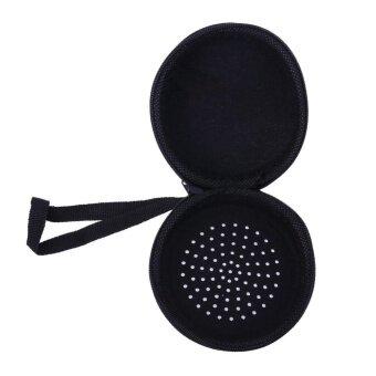 Mini Round Hard EVA Travel Storage Case Bag for Wireless BluetoothSpeaker - intl
