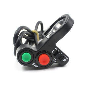 Harga Motorcycle Offroad Horn Turn Signal On/Off Light Switch