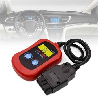 MS300 OBD2 EOBD II CAN BUS Code Reader Engine Diagnostic ScannerTool Portable - intl