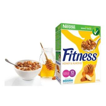 Nestlé Fitnesse Honey & Almond เนสท์เล่ ฟิตเนสส์ ฮันนี่ แอนด์อัลมอนด์ 390g