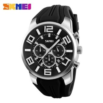 ซื้อที่ไหน New SKMEI Watches Men Watch Casual Quartz Wristwatch Waterproof Female Clock For Relogio Masculino