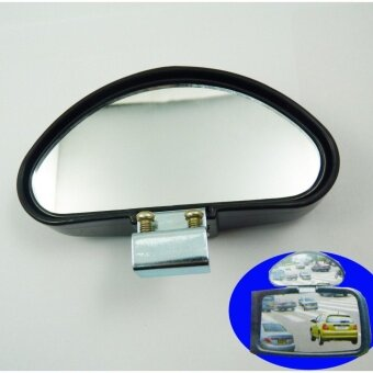 New Universal Vehicle Auxiliary Blindspot Blind Spot Mirror AngleSide Mirrors - intl