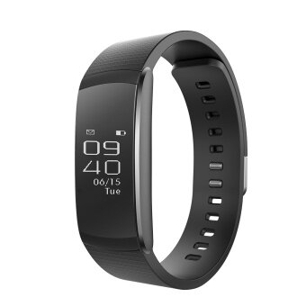 Harga Original iwownfit i6 Pro Smart Bracelet i6Pro Heart Rate MonitorWristband Bluetooth 4.0 Activity Tracker For Android IOS Phone 3453- intl