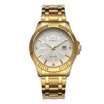 OSHRZO นาฬิกาข้อมือชายกันน้ำได้ดี - GP9310 แถมซองนาฬิกาสุดหรู