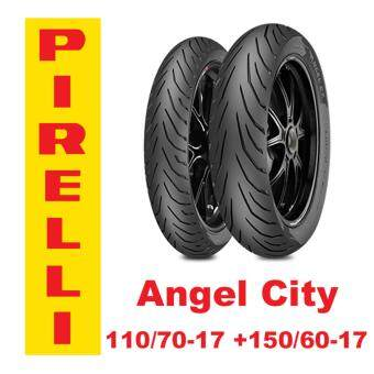 Pirelli Angel City 110/70-17 + 150/60-17