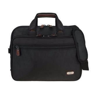 สนใจซื้อ POLOGY กระเป๋าเอกสาร รุ่น DAP 6935 - (สีดำ)