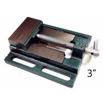 POWER ปากกาจับเหล็ก ปากกาติดแท่นสว่านยึดกับโต๊ะ ขนาด 3 นิ้ว 1 ชั้นแบบหล่อเหนียว